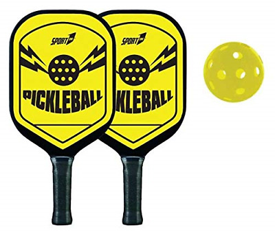 FORMA ORM153 Pair of Beach Pickle Rackets, Multicoloured