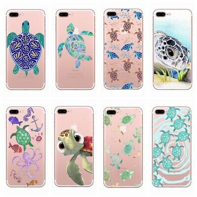 UK Stock Soft TPU Silicone Phone Case Cover For  iPhone 7 6 6s Plus 5s XSM