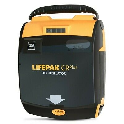 Physio-Control LIFEPAK CR Plus AED (Fully Automatic)