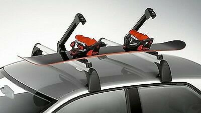 4F9071129E,genuine Audi Ski/snowboard Holders