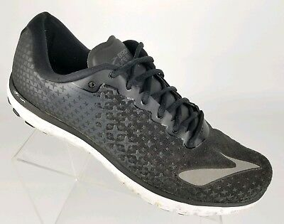 00b2df337259d MEN S BROOKS LAUNCH 5 Running shoes size 12 B Knit Rare -  19.99 ...