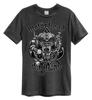 Motorhead 'Snaggletooth Crest' T-Shirt - Amplified Clothing - NEW & OFFICIAL!