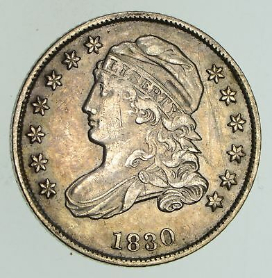 1830 Capped Bust Dime - Near Uncirculated *4749