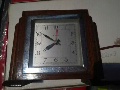 sterling croydon electric clock