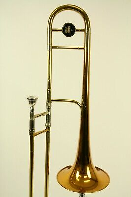 Trombone King 2104 4b in very good condition with 1 year waranty