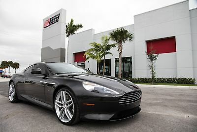 2016 Aston Martin DB9 GT 2016 DB9 GT - FACTORY WARRANTY - FLORIDA CAR - NEARLY $243K MSRP NEW