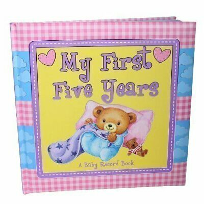My First Five Year Diary - A Baby Record Book
