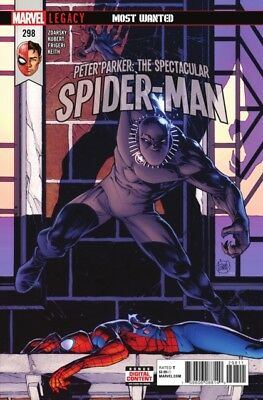 Peter Parker The Spectacular Spider-Man (2017) # 298 (9.0-NM) 1ST PRINT