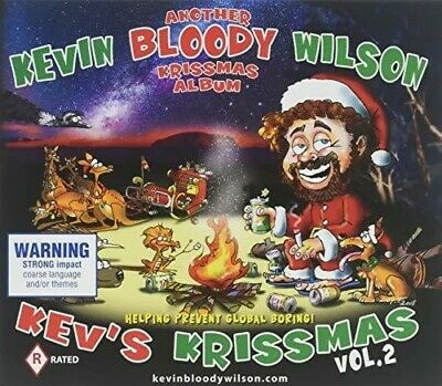 Kevin Bloody Wilson - Kev's Krissmas Vol 2 [New CD] Australia - Import