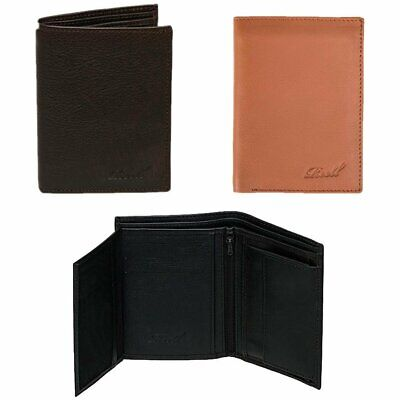 Wallet Trifold Leather Reell