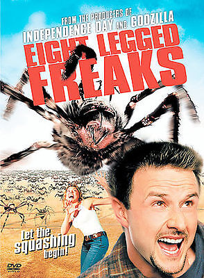 Eight Legged Freaks (Widescreen Edition) (Snap Case) by David Arquette, Kari Wu