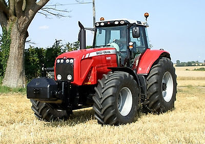 Massey Ferguson MF 8470 - 8480  Tractor Parts Manual