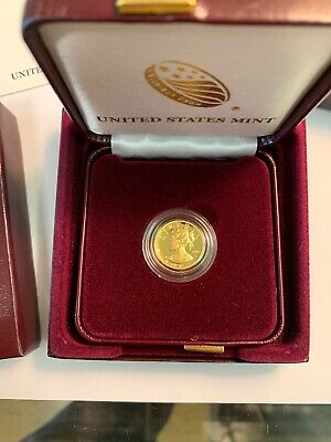 2018 American Liberty One-Tenth Ounce Proof $10 Gold Coin