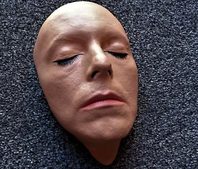 david bowie face cast mask life size bust the hunger. life like editions. L@@K