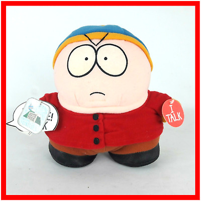 South Park Eric Cartman Soft Toy Plush Talking Collectable Comedy Central