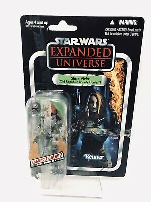 Star Wars Vintage Collection Shae Vizla Expanded Universe VC101 New Sealed