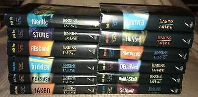 lot 1-12 LEFT BEHIND The Young Trib Force jenkins lahaye complete hardcover set