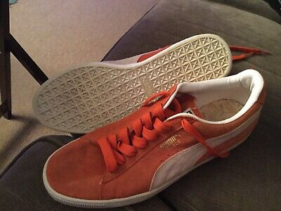 PUMA Suede Mens Trainers Shoes Nude Size -UK-7 d71fc7e4f