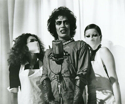 The Rocky Horror Picture Show photo - N2222 - Nell Campbell and Patricia Quinn
