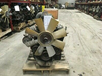 2001 CUMMINS M11 Celect Plus Diesel Engine, 370 HP, All Complete and Run  Tested