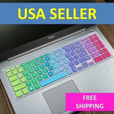 Keyboard Skin Cover Protector for Dell Inspiron 14-7000 7434 Ins14HD-1608T