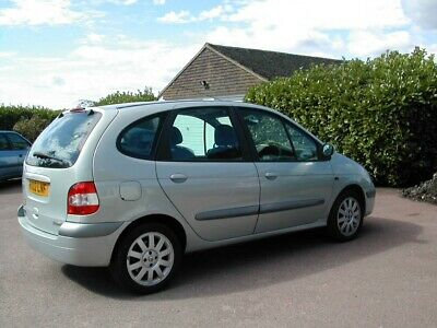 Renault Scenic Megane Dynamique 2002 Well Loved