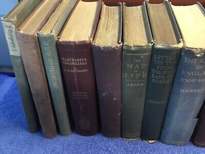 Job Lot of Vintage / Antique Books x 12 items  Lot 14