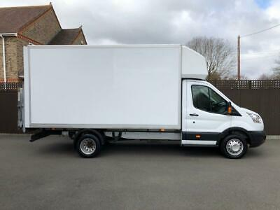 2015 - Ford Transit 2.2 TDCi 350 L4H1 Luton With Tail Lift