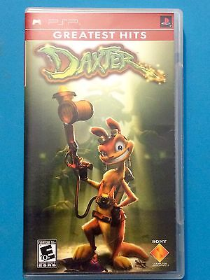 Sony Playstation Portable PSP - Daxter Complete ! PSP Greatest Hits Video Games