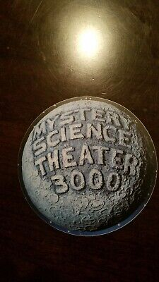 New: MYSTERY SCIENCE THEATER 3000 (MST3K) Sticker Decal Moon laptop car