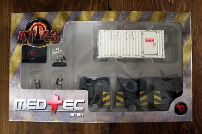 AT-43 ONI MedTec Unit Box 2008 Rackham rare complete new