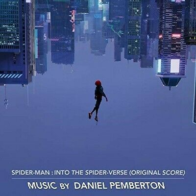 Daniel Pemberton - Spider-Man: Into The Spider-Verse (Original Soundtrack) [New