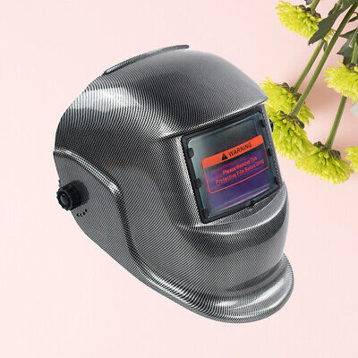 1PC Solar Power Durable Portative Auto Dimming Utility Welding Helmet for Safety