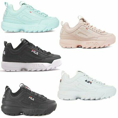 FILA DISRUPTOR LOW Wmn Chaussures