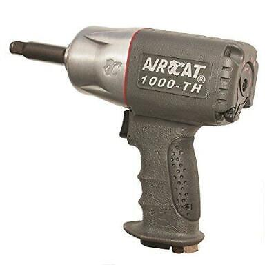 AIRCAT 1000-TH-2 1/2-Inch Composite Air Impact Wrench with Twin Hammer...