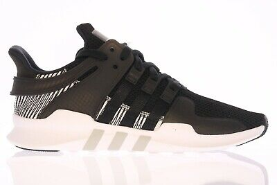 new concept c8310 7def4 Adidas Originals EQT SUPPORT ADV Advance Core BlackWhite Running BY9585 Sz  9