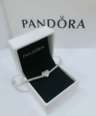 NEW PANDORA 925 Fall before you Fly,  Heart of Freedom Charm Pendant 791967
