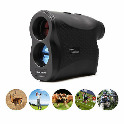 DEKO 600M Digital Telescope Laser Range Finder Distance Meter Waterproof