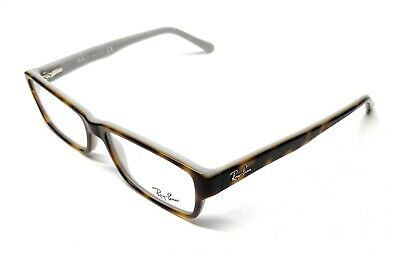 1d5c842b8b New Ray Ban Rb 5169 5238 Tortoise   Grey Eyeglasses Authentic Frame 52-16