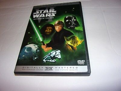 Star Wars Return Of The Jedi DVD (Widescreen)  Digitally Remastered