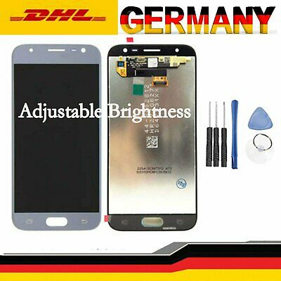 DE Für Samsung Galaxy J3 2017 SM-J330F LCD Touch Screen Display Bildschirm Blau
