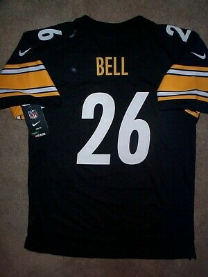 IRREGULAR  Pittsburgh Steelers LE VEON BELL nfl NIKE Jersey Youth Kids  Boys ( 753f4d91d