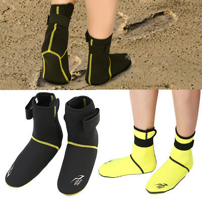 Neoprene Diving Scuba Swimming Surfing Socks Water Sports Snorkeling Boots