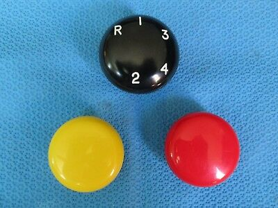 Gear Lever Knob Set for Land Rover Series 1, 2 and 2A