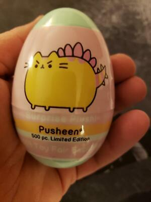 Pusheen NYTF 2019 Exclusive LE 500 pc New York Toy Fair Mini Plush Limited Ed.