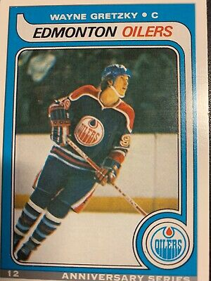new concept fe560 98f2e 1992 WAYNE GRETZKY O-PEE-CHEE 25th ANNIVERSARY SERIES CARD #12 1979 ROOKIE  YEAR
