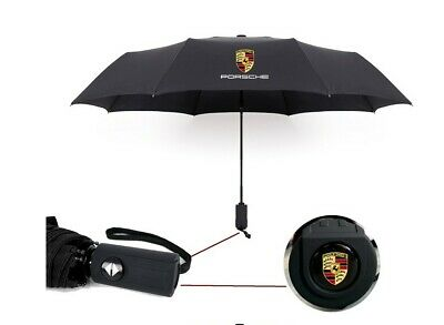 High Quantity Automatic Folding Umbrella Windproof UV For Porsche 911