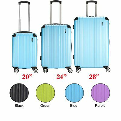 Hand Luggage Travel Holdall Bags Wheeled Suitcase Weekend Cabin Baggage