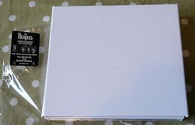 The Beatles - The Beatles (White Album) Triple CD Deluxe Edition (2018)