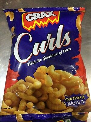 crax curls with the goodness of corn free shipping so yummy curls pack of 2